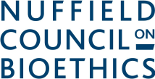 nuffield council of bioethics logo